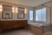 Modern Style House Plan - 4 Beds 3 Baths 3105 Sq/Ft Plan #132-225 Interior - Master Bathroom