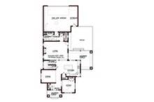 Prairie Floor Plan - Main Floor Plan Plan #434-2