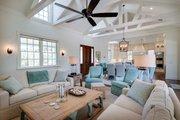 Farmhouse Style House Plan - 4 Beds 4.5 Baths 2892 Sq/Ft Plan #938-82