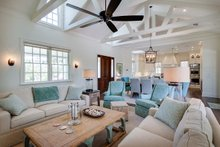 Farmhouse Interior - Family Room Plan #938-82