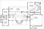 Farmhouse Style House Plan - 3 Beds 2.5 Baths 1954 Sq/Ft Plan #1074-10 Floor Plan - Other Floor Plan