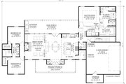Farmhouse Style House Plan - 3 Beds 2.5 Baths 1954 Sq/Ft Plan #1074-10