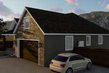 House Plan Design - Ranch Exterior - Other Elevation Plan #1060-5