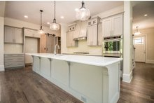 House Design - Craftsman Interior - Kitchen Plan #119-370