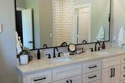 Farmhouse Style House Plan - 3 Beds 2.5 Baths 2495 Sq/Ft Plan #48-943 Interior - Master Bathroom
