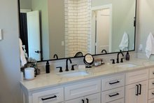 Farmhouse Interior - Master Bathroom Plan #48-943