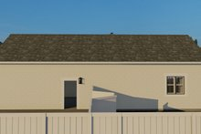 Traditional Exterior - Other Elevation Plan #1060-59