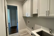 Architectural House Design - Craftsman Interior - Laundry Plan #437-113