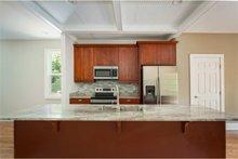 Cabin Interior - Kitchen Plan #79-192