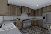 Craftsman Style House Plan - 5 Beds 3 Baths 3223 Sq/Ft Plan #1060-55