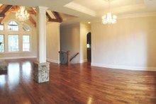 Dream House Plan - European Interior - Family Room Plan #437-58
