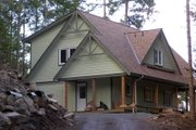 Country Style House Plan - 2 Beds 2 Baths 1333 Sq/Ft Plan #118-106