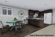 Ranch Style House Plan - 3 Beds 2 Baths 1709 Sq/Ft Plan #1060-41 Interior - Other