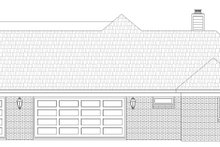 Dream House Plan - Country Exterior - Other Elevation Plan #932-65
