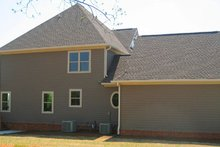 Dream House Plan - Traditional Exterior - Other Elevation Plan #437-54