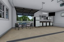 Architectural House Design - Garage