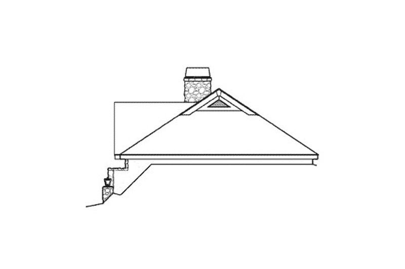 Farmhouse Exterior - Other Elevation Plan #57-366 - Houseplans.com