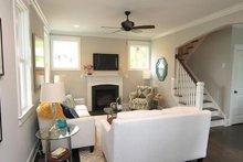 House Plan Design - Craftsman Photo Plan #79-305