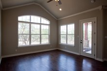 Architectural House Design - Craftsman Interior - Master Bedroom Plan #120-172