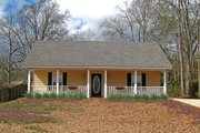 Cottage Style House Plan - 2 Beds 1 Baths 864 Sq/Ft Plan #44-114 Photo