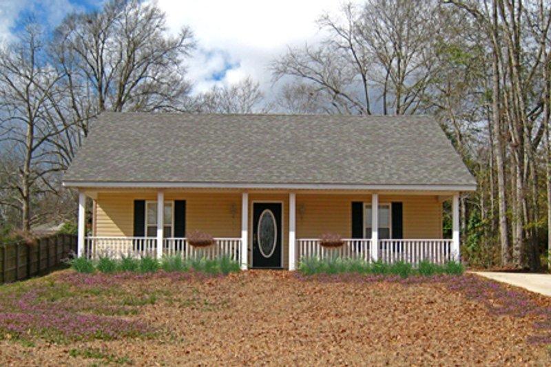 Home Plan - Cottage Photo Plan #44-114