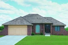 Traditional Exterior - Front Elevation Plan #20-493