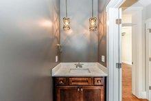 House Plan Design - Powder Bath