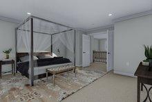 Dream House Plan - Craftsman Interior - Master Bedroom Plan #1060-55