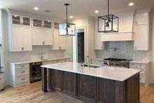 House Plan Design - Traditional Interior - Kitchen Plan #437-86