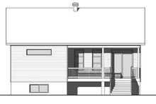 Architectural House Design - Farmhouse Exterior - Other Elevation Plan #23-2716
