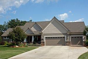 Craftsman Exterior - Front Elevation Plan #51-501