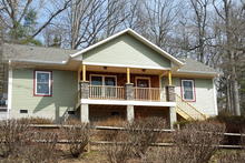 Architectural House Design - Craftsman Photo Plan #44-225