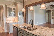 Dream House Plan - Craftsman Interior - Kitchen Plan #430-152