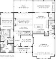 Farmhouse Style House Plan - 3 Beds 2.5 Baths 2258 Sq/Ft Plan #927-1020