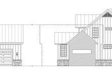 Country Exterior - Other Elevation Plan #932-68