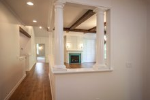Dream House Plan - Ranch Interior - Entry Plan #1070-9