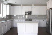 Craftsman Interior - Kitchen Plan #1057-14