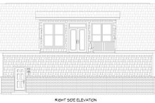 Architectural House Design - Traditional Exterior - Other Elevation Plan #932-356
