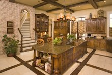 Home Plan - Southern Interior - Kitchen Plan #20-2173