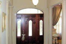 Home Plan Design - Ranch Interior - Entry Plan #314-202