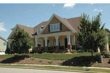 House Design - Craftsman Exterior - Front Elevation Plan #927-420