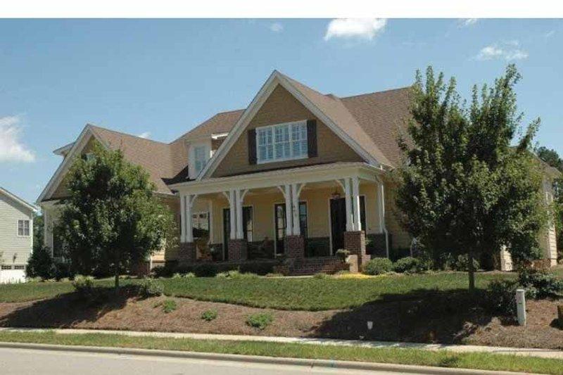 Craftsman Exterior - Front Elevation Plan #927-420 - Houseplans.com