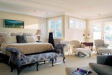 Architectural House Design - Mediterranean Interior - Bedroom Plan #930-283
