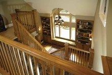 House Plan Design - Craftsman Interior - Entry Plan #928-30