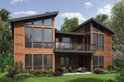 Modern Style House Plan - 4 Beds 4 Baths 3242 Sq/Ft Plan #48-606