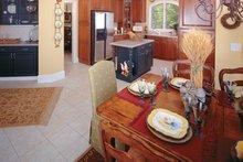 House Design - Traditional Interior - Kitchen Plan #927-598