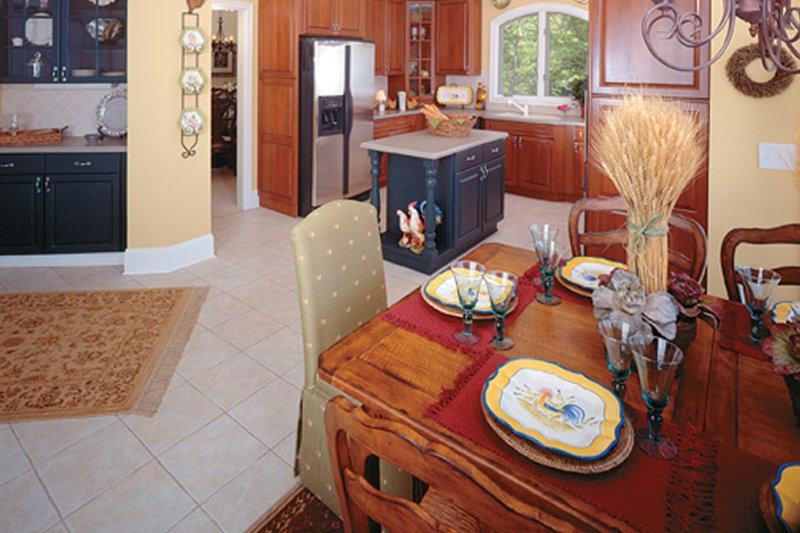 Traditional Interior - Kitchen Plan #927-598 - Houseplans.com