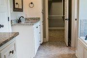 European Style House Plan - 4 Beds 2.5 Baths 2399 Sq/Ft Plan #430-142