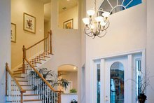 Dream House Plan - Mediterranean Interior - Entry Plan #930-50
