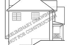 Home Plan - Colonial Exterior - Other Elevation Plan #927-218